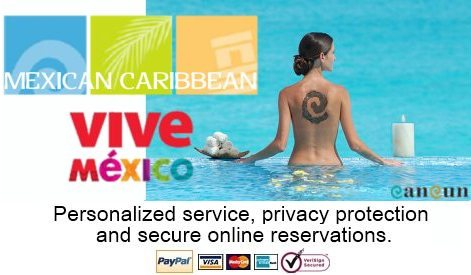 Cancun Expeditions - Mexican Caribbean - Vive Mexico - Vive Cancun